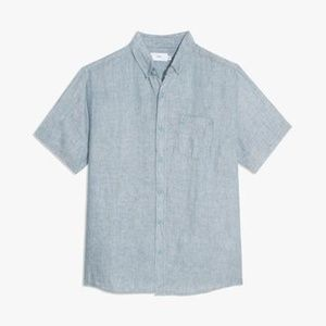 Onia Short Sleeve Button Down
